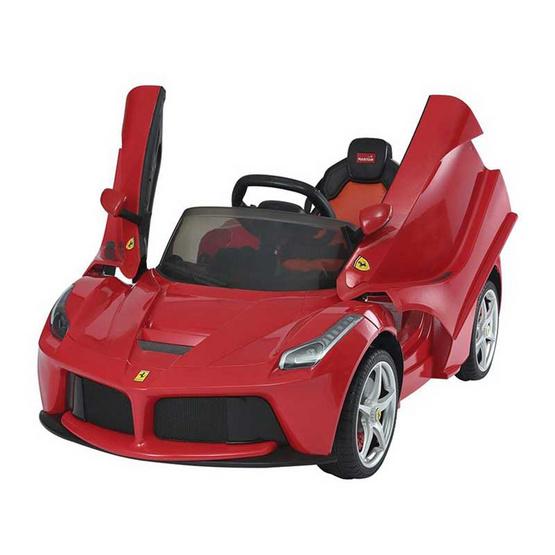 รถแบตซุปเปอร์คาร์สำหรับเด็ก เฟอรรารี่ La Fxxk