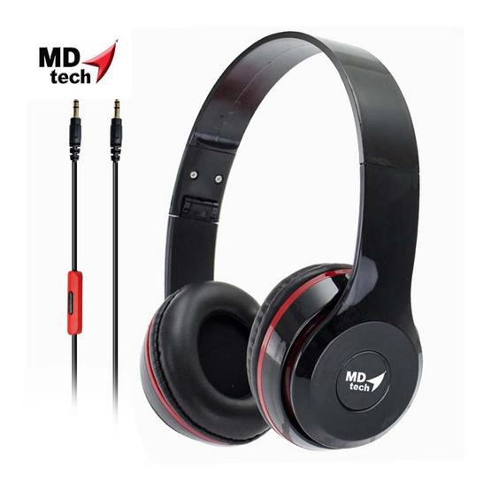 MD-TECH หูฟังสมาร์ทโฟน HS-6