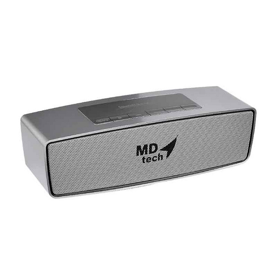 MD-TECH ลำโพงไร้สาย บลูทูธ S2028
