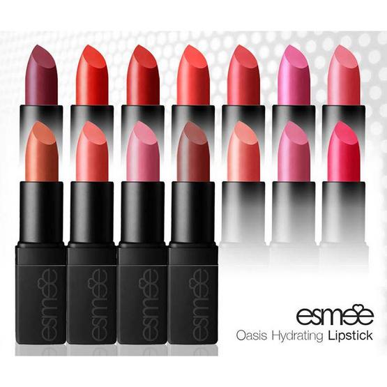 Esmee Fleur Oasis Hydrating Lipstick 4 g ฟรี Aimer Oasis Hydrating Lipstick 4 g