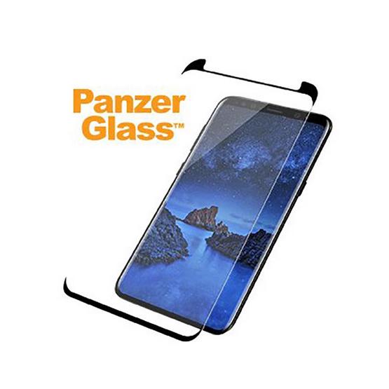 Panzer Glass ฟิล์มกระจกนิรภัย สำหรับ Samsung S9+ รุ่น Black
