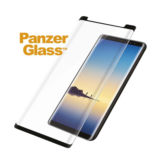 Panzer Glass ฟิล์มกระจกนิรภัย สำหรับ Samsung Note 9 รุ่น Black