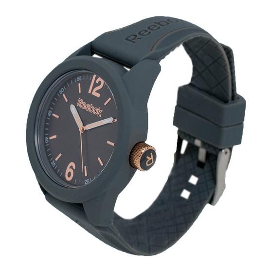 Reebok นาฬิกาข้อมือ รุ่น RF-SDS-G2-PAIA-A3