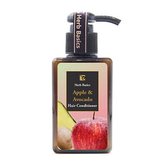 Herb Basics Hair Conditioner Apple & Avocado