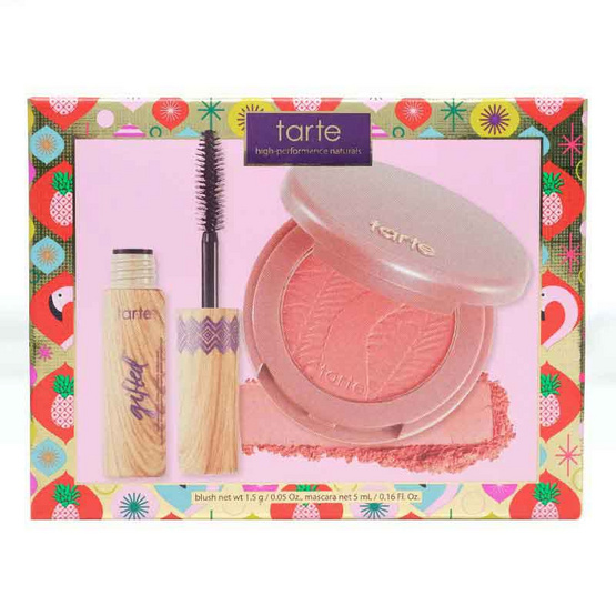 Tarte Beach Sleep Repeat Color Collection