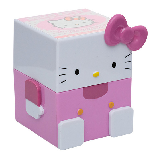 Hello Kitty Square Candy Container 10 g Pack 2