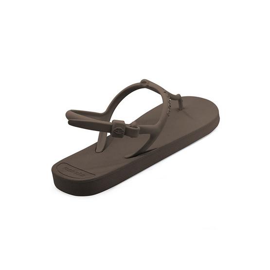 Monobo รองเท้า รุ่น JINA ANKLE STRAP สีน้ำตาล