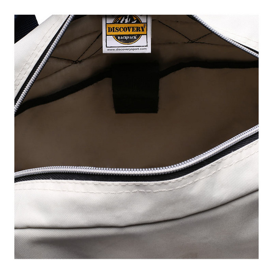DISCOVERY กระเป๋าเป้สะพายหลัง Notebook iPad Backpack DR 1506 ครีมแดง