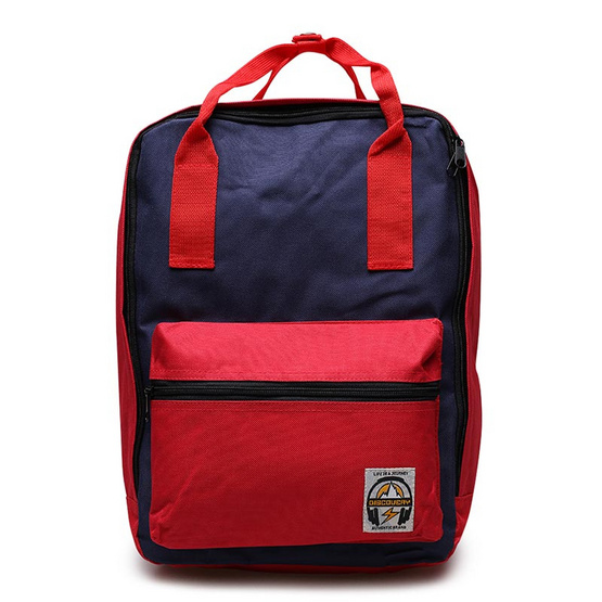 DISCOVERY กระเป๋าเป้สะพายหลัง รุ่น Daypacks Backpack DR 1608 Red