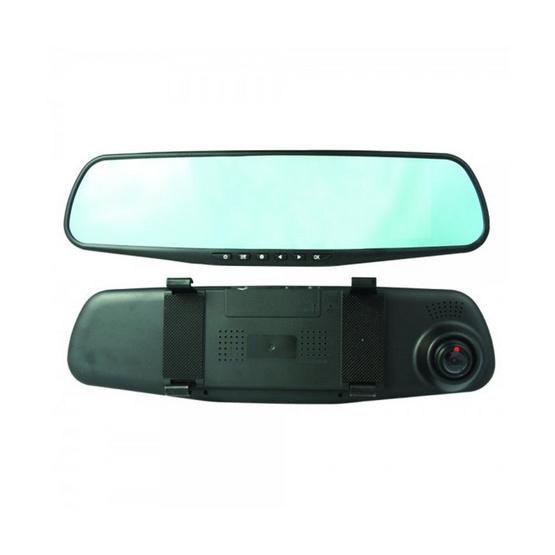Xshot กล้องติดรถยนต์ หน้า-หลัง รุ่น E902