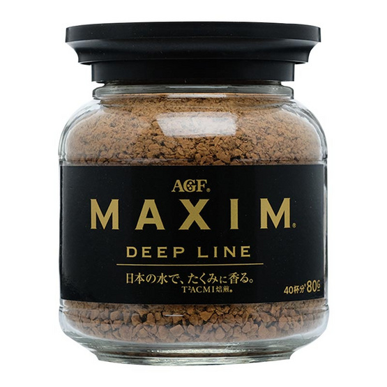 Maxim Deep Line 80 g (Bottle)