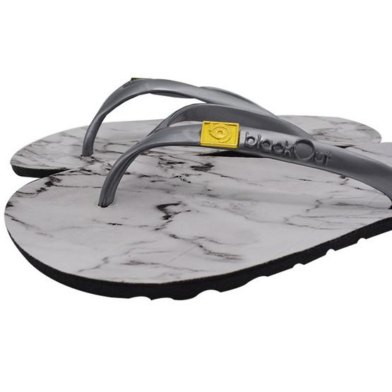 BlackOut รองเท้า รุ่น Flipper สีเทา