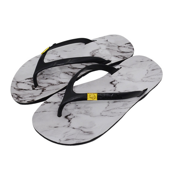 BlackOut รองเท้า รุ่น Flipper สีขาว