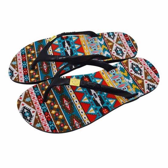 BlackOut รองเท้า รุ่น Flipper สีดำ
