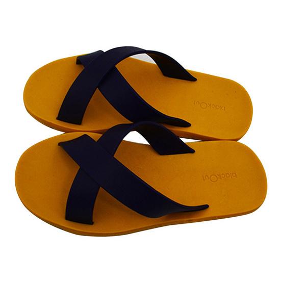 BlackOut รองเท้า รุ่น Cross สีกรม