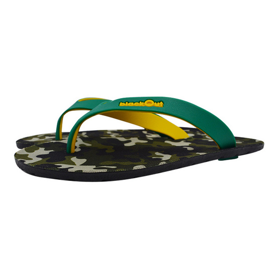 BlackOut รองเท้า รุ่น Flipper สีเขียว