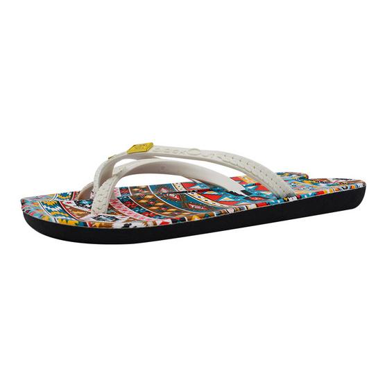 BlackOut รองเท้า รุ่น Toeloop สีขาว
