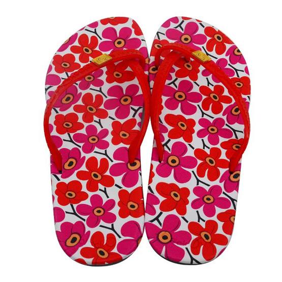 BlackOut รองเท้า รุ่น Toeloop สีแดง