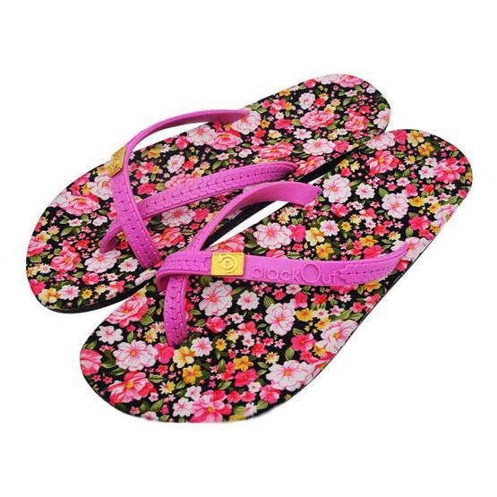 BlackOut รองเท้า รุ่น Toeloop สีชมพู