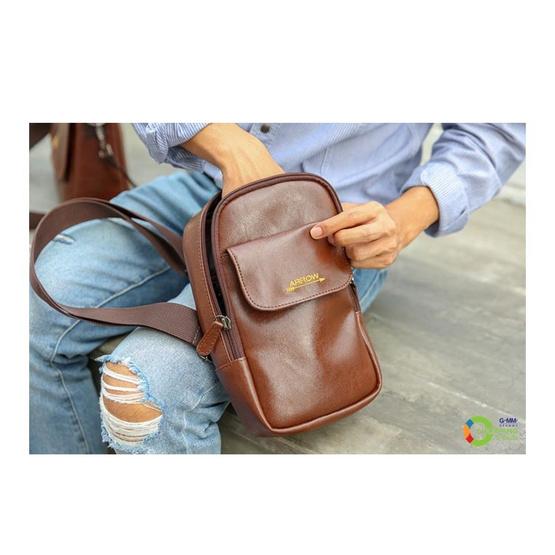 Arrow Classic Bag กระเป๋าสะพายแอร์โร่ รุ่นคลาสสิค แบ็ค