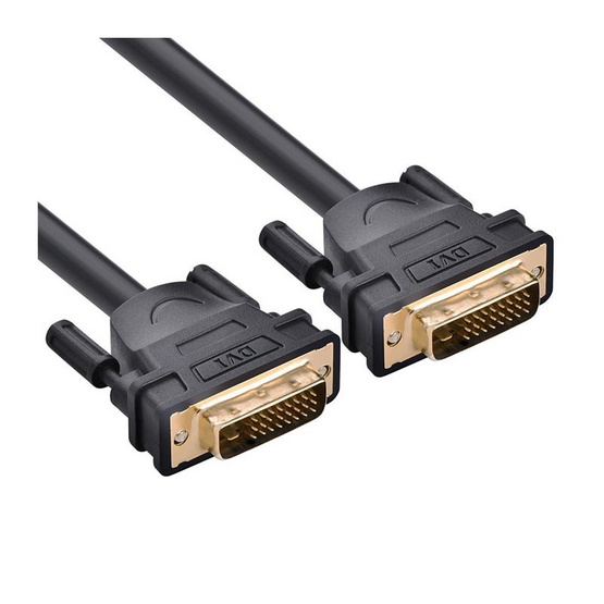 UGREEN 11607 DVI Male to Male Cable 3 Meters