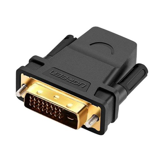 UGREEN 20124 DVI Male to HDMI Female Adapter
