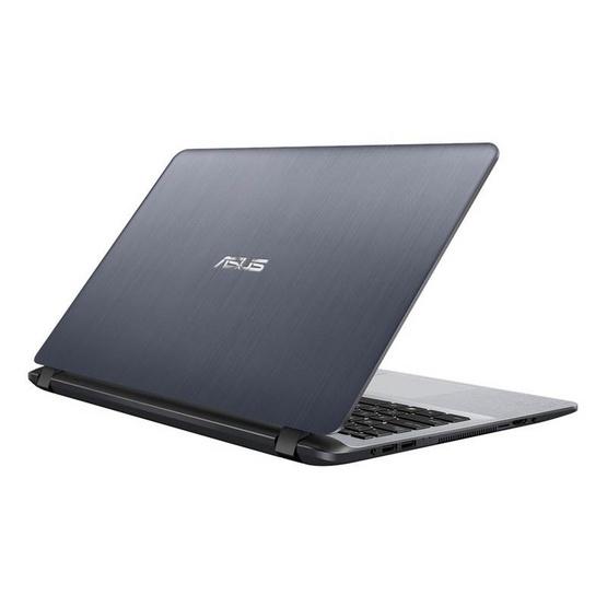 Asus Notebook X507UF-BR175T i3-7020U 2.3GH 4G SSD256 V2G W10 Stary Grey IMR