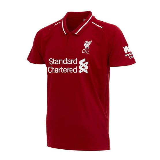 LFC เสื้อฟุตบอลลิเวอร์พูล ทีมเหย้า 2018/2019 ผู้หญิง สีแดง