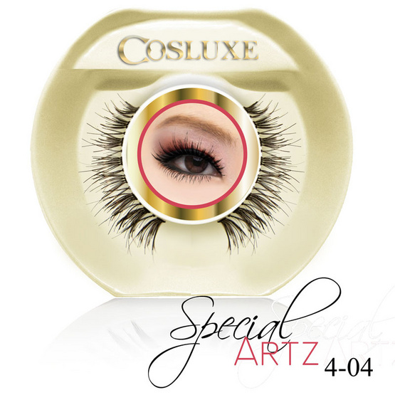 Cosluxe wanderlust eyelashes Special artz 4-04