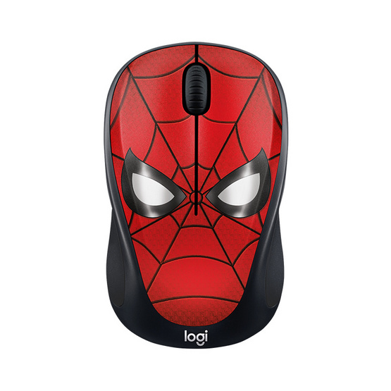 Logitech Wireless Mouse M238 Marvel Collection Spiderman