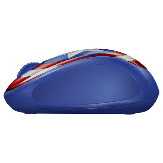 Logitech Wireless Mouse M238 Marvel Collection Captain America