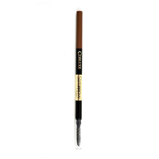 Cosluxe ดินสอเขียนคิ้ว Slimbrow Pencil สี Caramel