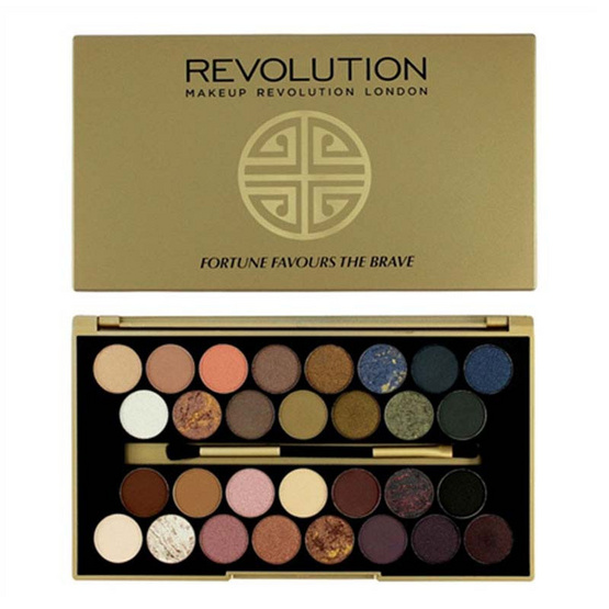 Makeup Revolution Eyeshadow (30 Ultra) - Fortune Favours The Brave