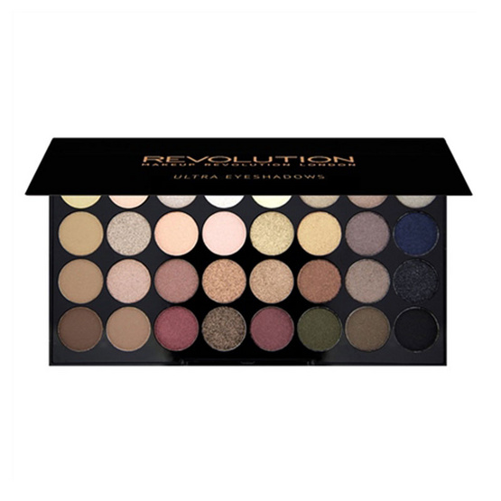 Makeup Revolution Eyeshadow (32 Ultra) - Flawless