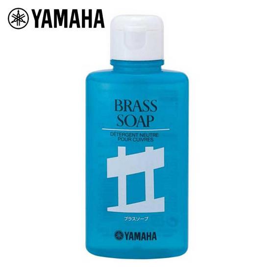 YAMAHA Brass Soap น้ำยาสบู่ล้างเครื่องเป่าลมทองเหลือง 110ml.