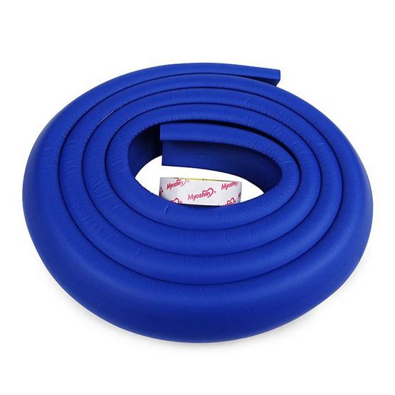 Myoshin ยางกันกระแทก สีน้ำเงิน