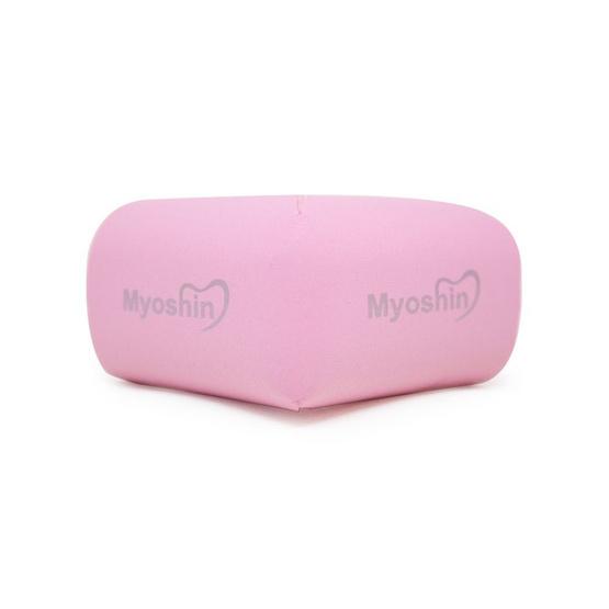 Myoshin ยางกันกระแทกแบบเข้ามุม สีชมพู