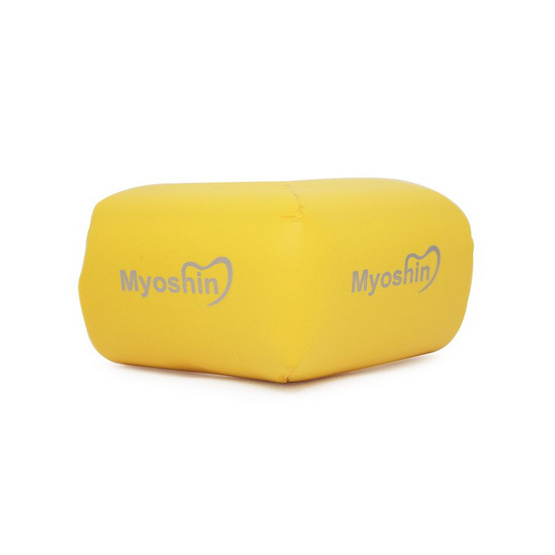 Myoshin ยางกันกระแทกแบบเข้ามุม สีเหลือง