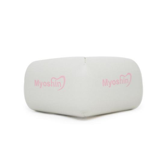 Myoshin ยางกันกระแทกแบบเข้ามุม สีเทาควันบุหรี่