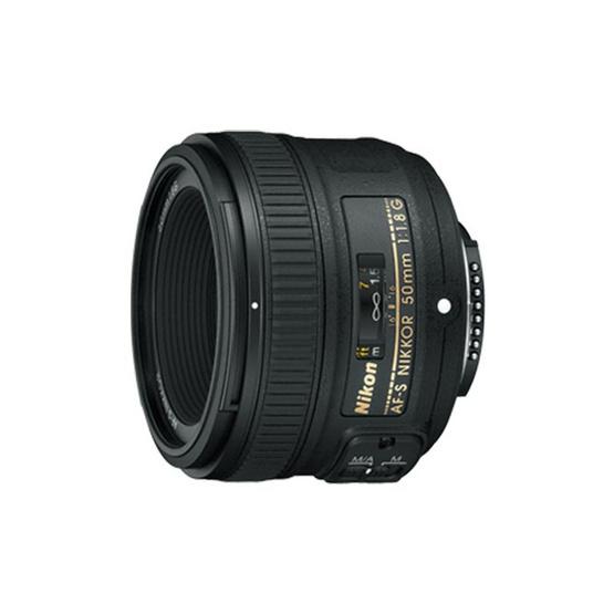 Nikon Lens AF-S Nikkor 50MM F/1.8G