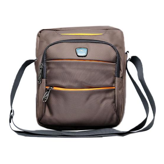 กระเป๋าสะพาย Dolphin 15239 สีน้ำตาล