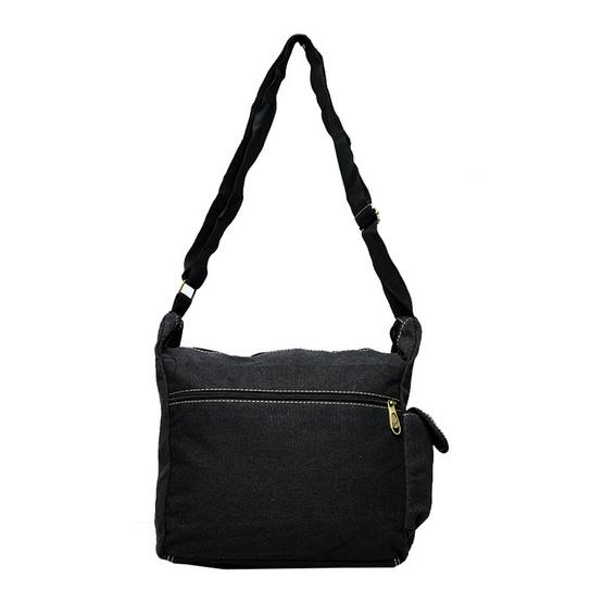 กระเป๋าสะพาย Dolphin (K) 001 สีดำ