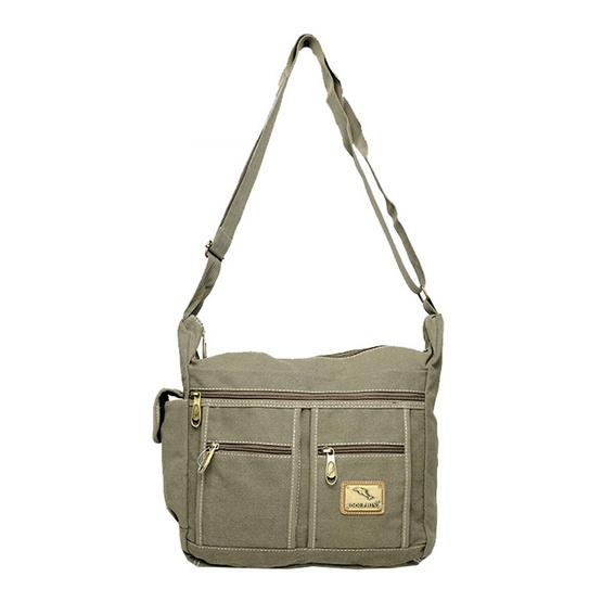 กระเป๋าสะพาย Dolphin (K) 001 สีเขียว