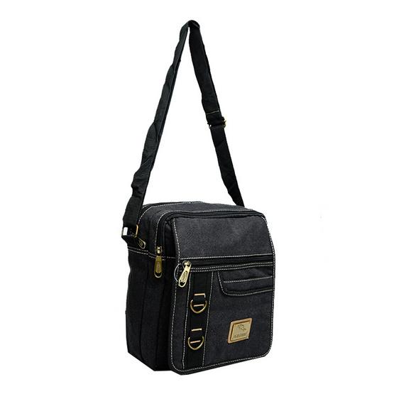 กระเป๋าสะพาย Dolphin (K) 3598 สีดำ