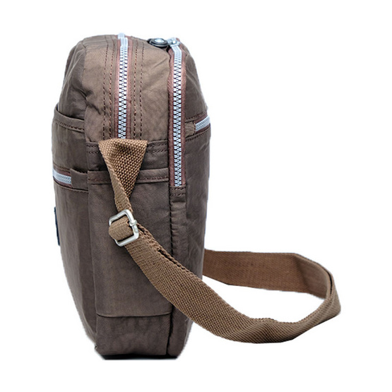 กระเป๋าสะพาย Dolphin (TR) TR7812 สีน้ำตาล