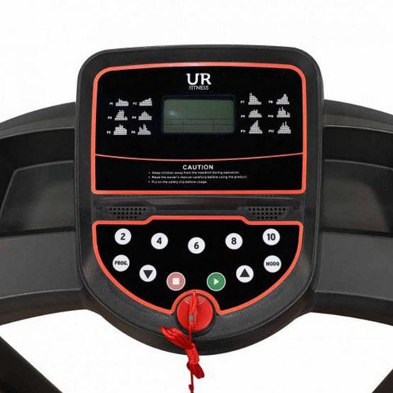 TV Direct FAIRTEX TREADMILL ลู่วิ่งไฟฟ้า 1 แรงม้า รุ่น UR T-1