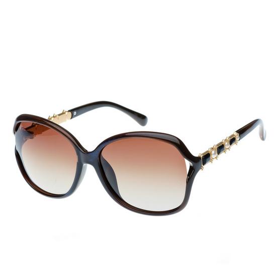 Marco Polo แว่นตากันแดด รุ่น SMDJ9721 C2 สีน้ำตาล