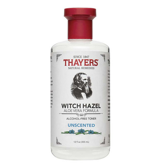 THAYERS โทนเนอร์ สูตร Unscented Witch Hazel 355 มล.