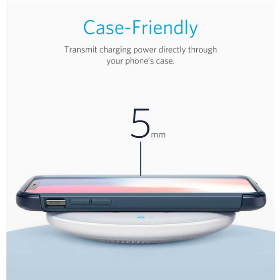 Anker PowerWave 7.5 Pad with Quick Charge 3