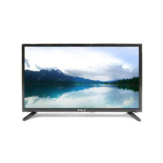 """AJ LED Digital TV ขนาด 32"""" รุ่น ELE-3202DT"""
